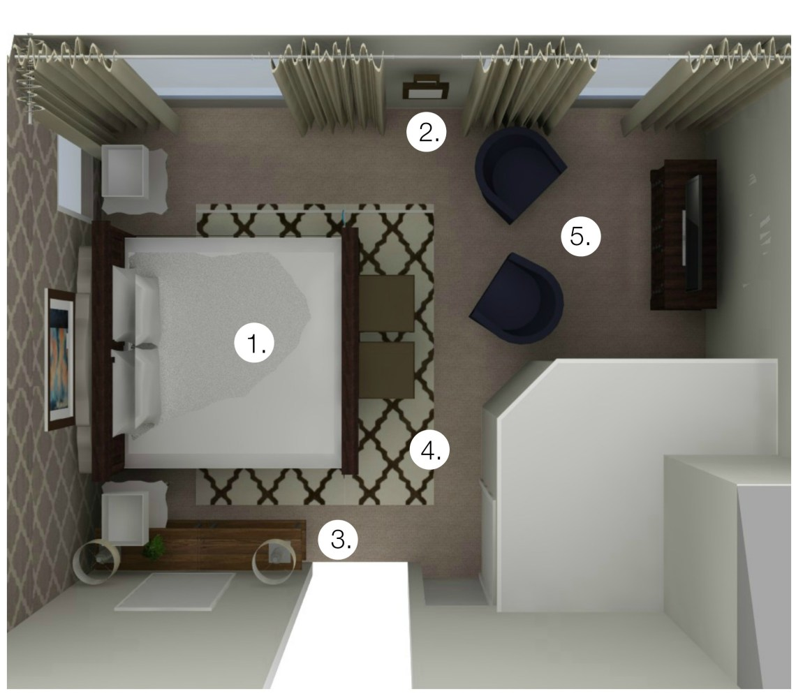 Image Result For How To Place Furniture In A Rectangular Living Room