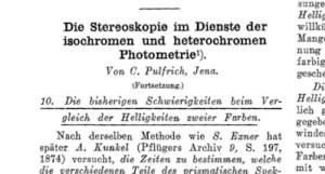 pulfrich1922-naturwissenschaften