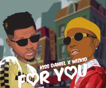 Kiss Daniel for you