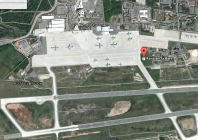 5 - Base Aérea de Hamstein, Alemanha