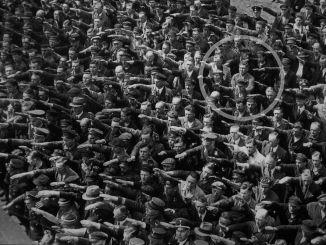August Landmesser, el hombre que no quiso saludar a Hitler