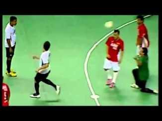 El Mejor Gol del Mundo en Fútbol Sala