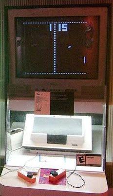 La 1ª Consola de Video Juegos