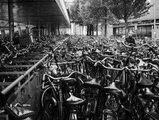 Amsterdam tiene más Bicis que Personas