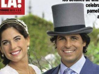 La revista Hola anuncia Medidas Legales por no respetar la exclusiva de boda de Fran Rivera