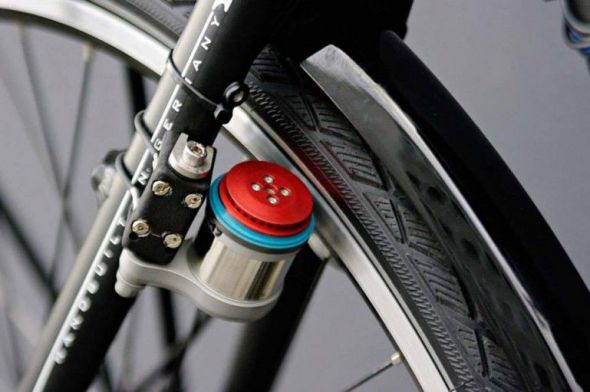 Bici Electrica con kits de friccion