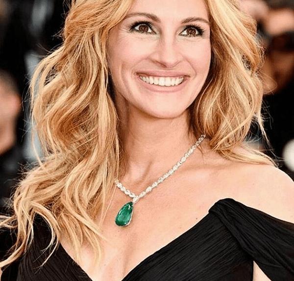 Julia Roberts Camina Descalza en Cannes