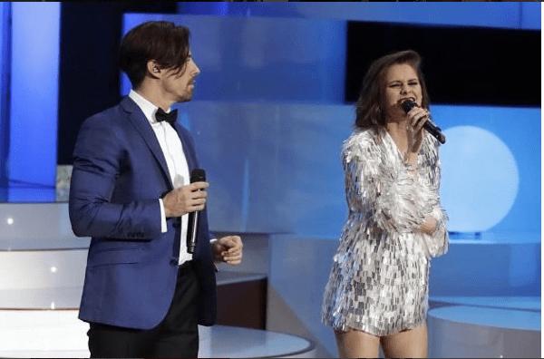 Manuela Vellés y Adrián Lastra, lo Mejor de Los Goya