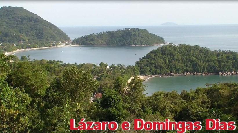 Praia do Lázaro e Domingas Dias