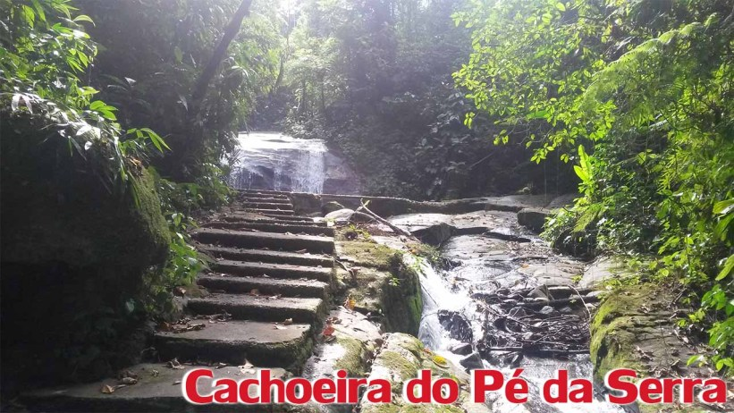 Cachoeira do Pé da Serra - Ubatuba