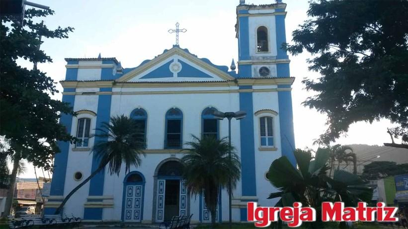 Igreja Matriz - Ubatuba