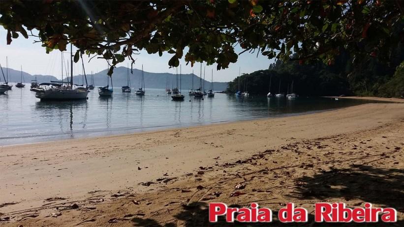 Praia da Ribeira - Ubatuba-SP