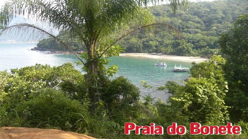 Praia do Bonete - Ubatuba