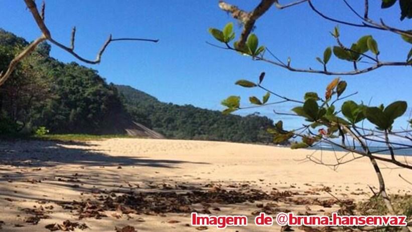 Praia do Simão - Imagem de Bruna Hansenvaz