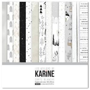Prochaine collection Carte blanche, Les Ateliers de Karine
