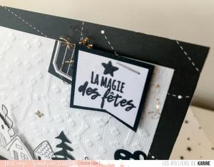 Carte «la Magie des fêtes»
