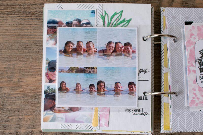 Mini album Entre cop's interco-24