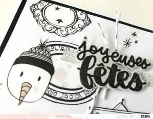 Carterie DT Les Ateliers de Karine – Joyeuses fêtes