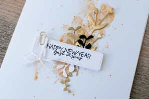 Dernier challenge « Happy New Year »