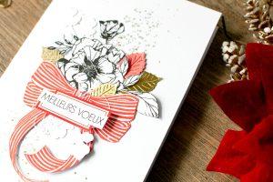 Carte «Meilleurs vœux»
