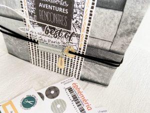 Invitée créative Ephéméria – Mini album «Best of nos balades à Paris»