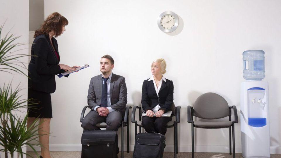 Vestimenta en la entrevista de trabajo