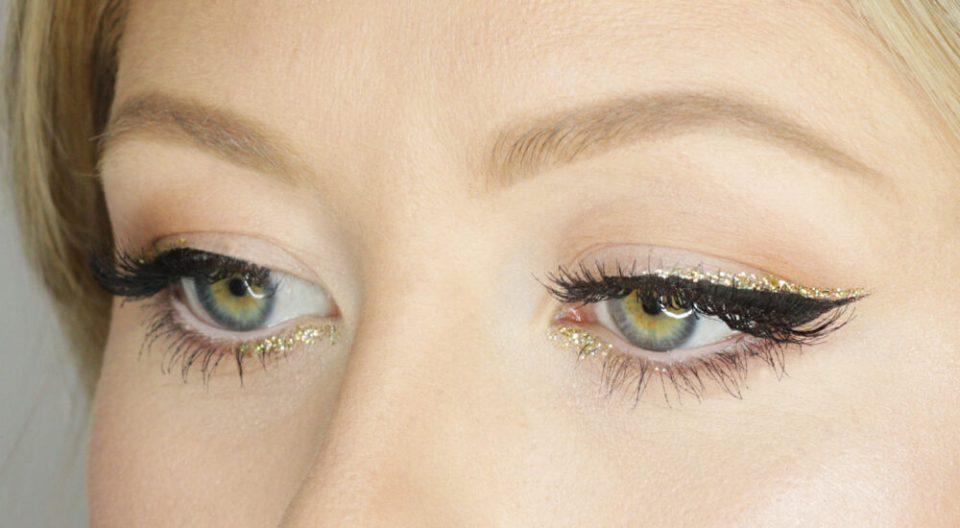 Consejos para conseguir una mirada glitter