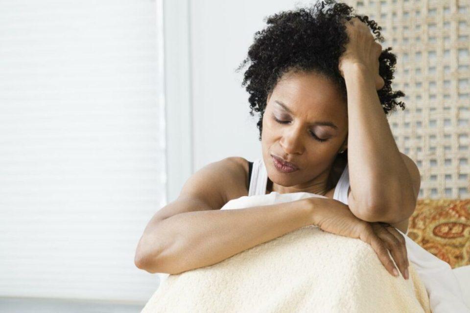 Cansancio por anemia