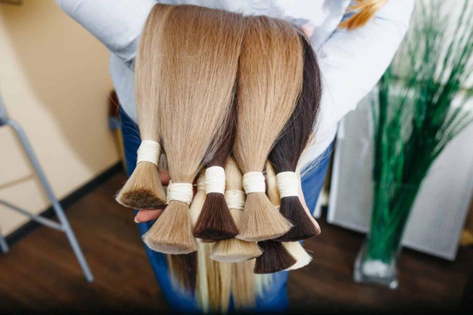 cómo mantener las extensiones de pelo