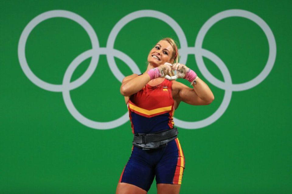 Lydia Valentin acude a sus cuartos JJOO - mujeres deportistas que han destacado en 2019