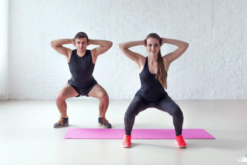 ejercicios para hacer en casa con peso corporal