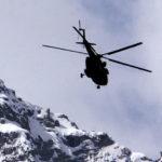 Un bidón de queroseno provoca que un helicóptero se estrelle y mueran todos los pasajeros