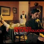 La Revolución en 360º: Lenin cambia de aspecto