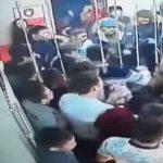 VÍDEO: Pelea masiva en un club nocturno da la bienvenida al Año Nuevo