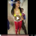 Vídeo Sexy: Anciano recibe en su cumpleaños como regalo una striper
