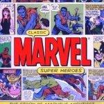 Colección de libros y cómics Super Héroes Marvel