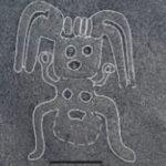 Nuevos geoglifos hallados en Nasca, Perú
