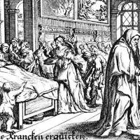 La primera epidemia documentada