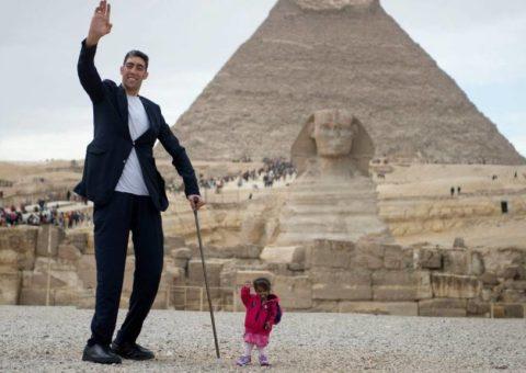¿Quién es el hombre más alto del mundo?