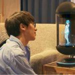 Hombre casado con Holograma queda viudo por actualización de software