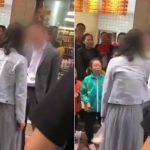 Mujer abofetea 52 veces a su novio por no querer comprarle un celular