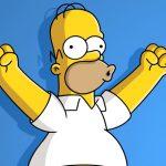 Revelan cuánto es el verdadero sueldo de Homer  Simpson en la planta nuclear