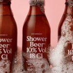 Esta es la cerveza que puedes beber en la ducha