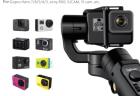 hohem iSteady Pro 2 どのアクションカメラでも対応