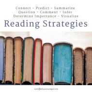 Reading Strategies for When There is Struggle. Help your children understand what they are reading.