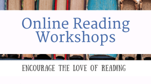 Reading Strategies- Online Classes- Give Children the Tools to Understand What They Read