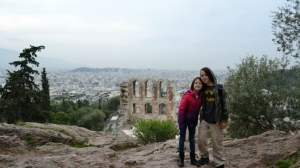 Traveling to Greece with Children