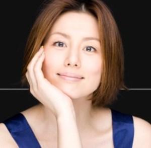 米倉涼子さん(公式サイト)