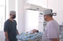 Siamese twins born in Samarkand uzbekistan 2020.