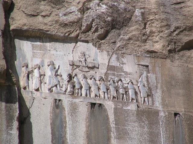 Behistun Inscription. Discovering the hieroglyphs.